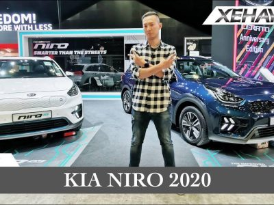 KIA Niro 2020 – Đối Thủ Của Hyundai Kona Và Ecosport Có Gì Đặc Sắc