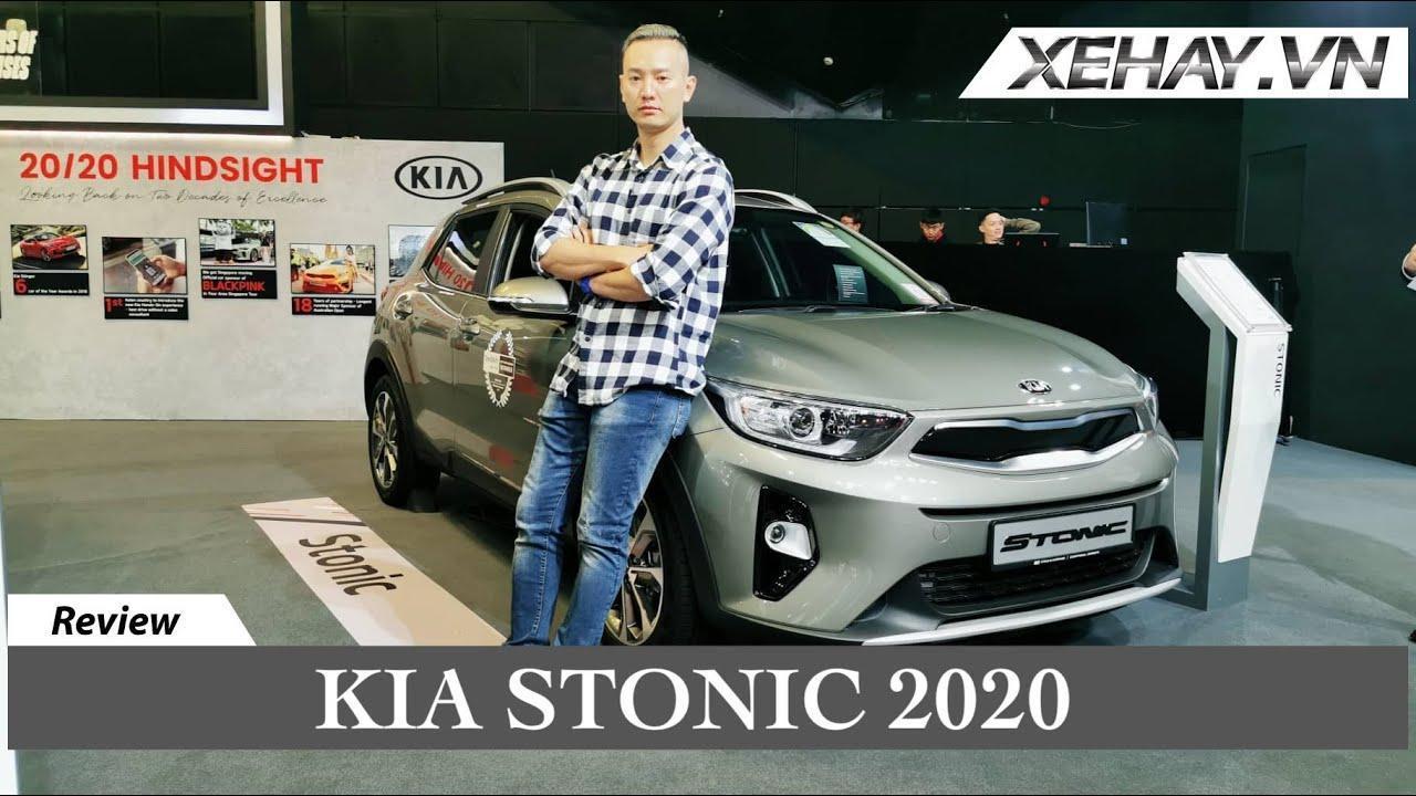 KIA Stonic 2020 – Đối Thủ Của Hyundai Kona Giá Rẻ Nhiều Ốp Sần