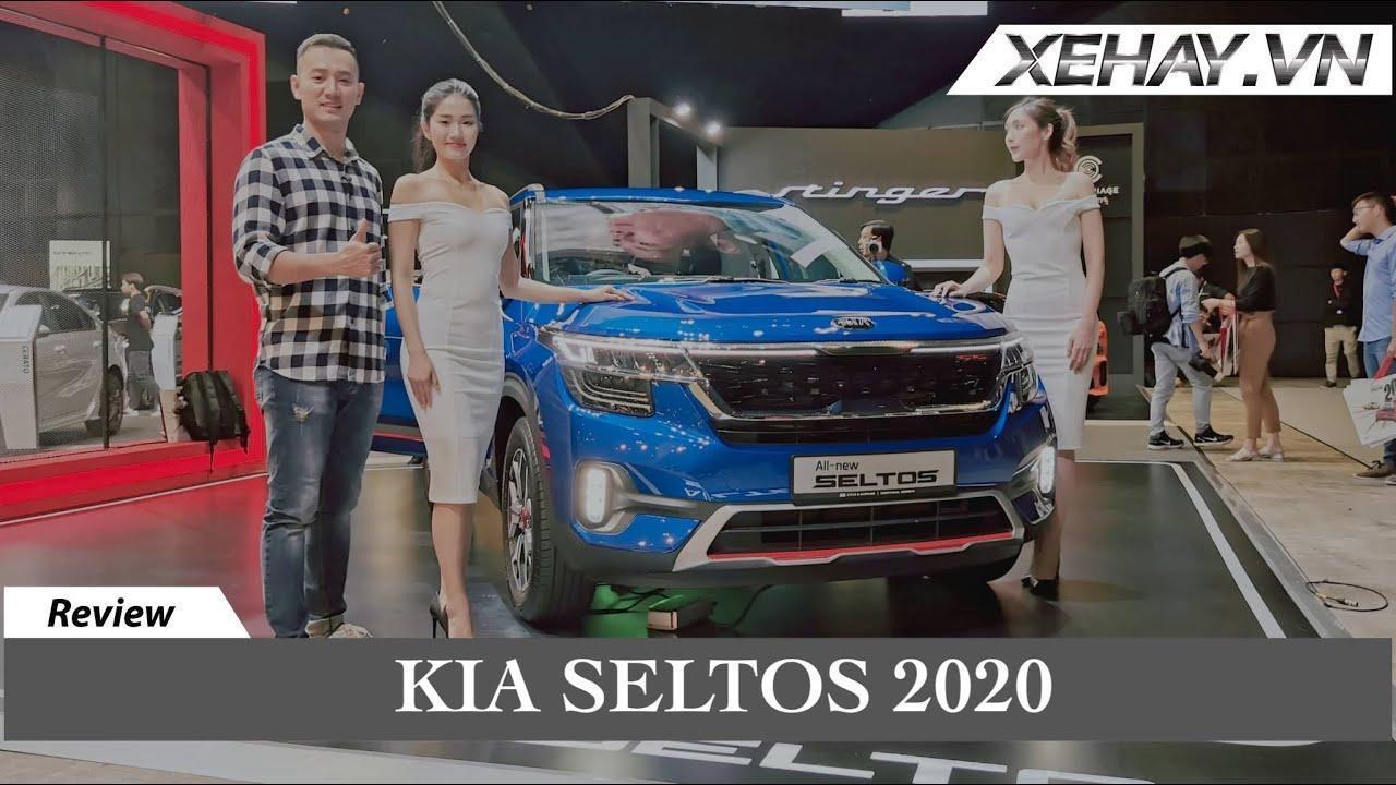 """Xem Trước """"Compact Suv Giá Rẻ"""" KIA Seltos 2020 Sắp Về Việt Nam"""