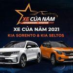 """Kia Sorento thế hệ mới được vinh danh """"Xe của năm 2021"""" tại Việt Nam"""